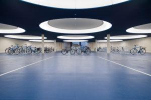 Fahrradgarage Novartis Basel