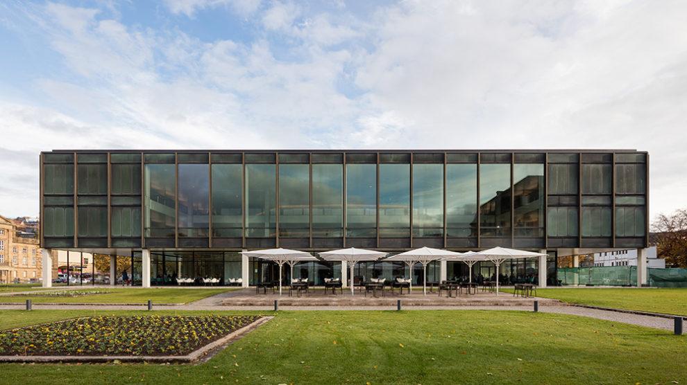 Denkmalgeschützter Landtag