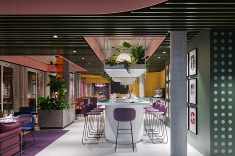 La Visione – Object Carpet Restaurant