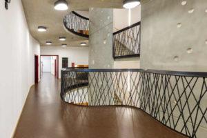 Bei der Planung des Zinzendorf-Gymnasiums standen das Raumklima beziehungsweise die Luftqualität im Fokus. Bild: Thomas Glaubitz