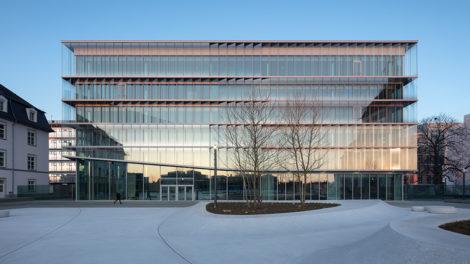 Außenansicht Innovation Center Merck