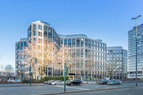 DB Schenker Firmenzentrale