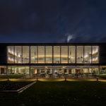 Beleuchtungskonzept Landtag