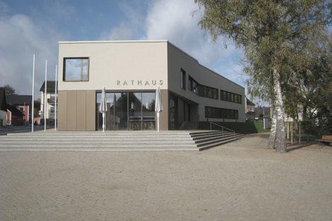 Rathaus Weiherhammer