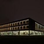 Nachtwirkung beim Landtag