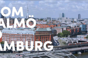 From Malmö to Hamburg