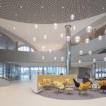 Foyer mit Sitzgruppe Innovation Center