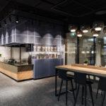 Cafe bei Euler Hermes
