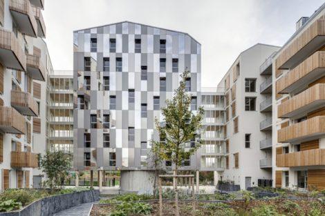 Wohnhaus-Projekt in harmonischer Umgebung