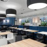 Restaurant bei Euler Hermes