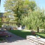 Außenanlagen Kinderhaus Schwamendingen