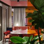 Object Carpet Restaurant