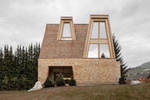 Pedevilla Architekten | Bild: Gustav Willeit