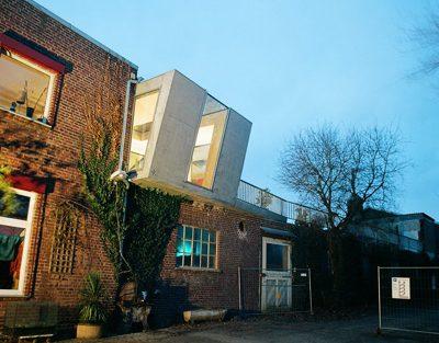 Wohnraumerweiterung LIFT