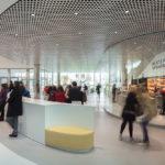 Mitarbeiterrestaurant im Innovation Center