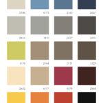 nora systems Farbübersicht Bodenbeläge