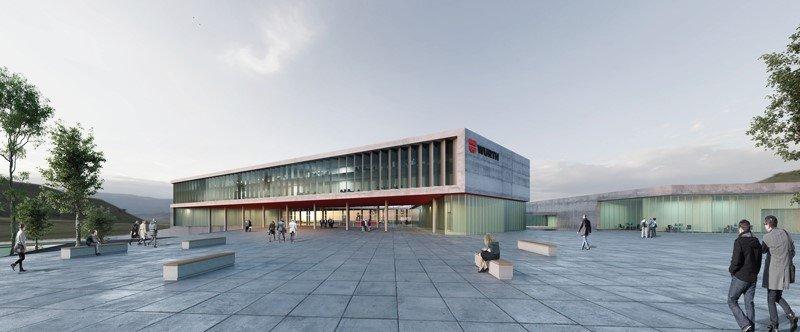 Würth Innovationszentrum