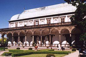 Königliches Sommerschloss Belvedere