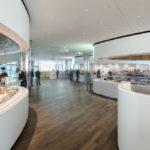 Mitarbeiterrestaurant im Merck Innovation Center