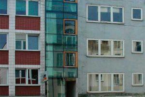 Wohn-  und Geschäftshaus im Eigelsteinviertel