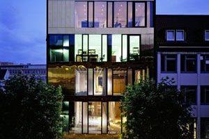 Wohn-und Geschäftshaus in der Kaiserstraße Heilbronn