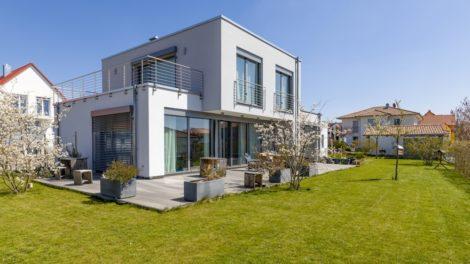 Fassadensystem mit MineralAktiv von Knauf
