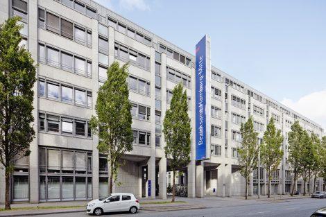 Sanierung Büroflächen für Bezirksamt Hamburg-Mitte
