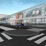 Bahnhof - Shopping- und Dienstleistungszentrum