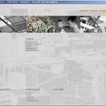 Webauftritt für  das Architekturbüro Däfler-Heni