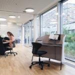 Sedus Büroraumgestaltung Raumtrennung