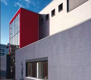 Büro- und Produktionsgebäude Firma Kluge