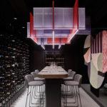 Vinothek Object Carpet Restaurant