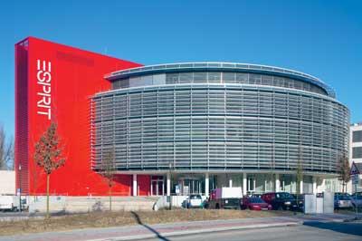 new images of get online aliexpress Bürogebäude, Geschäftshaus | Ratingen ESPRIT Europe GmbH ...