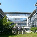 Elektrosystem Scaretape zur Taubenabwehr  BMW-Niederlassung Frankfurt