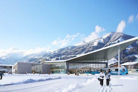 Ein neuer Bahnhof für Mayrhofen im Zillertal