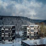Klinker-Putz-Fassade realisiert über Schmelzle + Partner