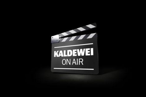 On air: Kaldewei geht mit neuem Filmstudio auf Sendung