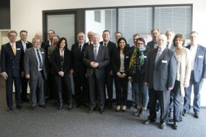 DNB-Mitgliedertreffen in Gießen mit Gastgeber Udo Lück
