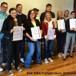 MBA-Frühjahrskurs