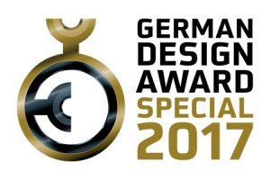 German Design Award Special Mention 2017