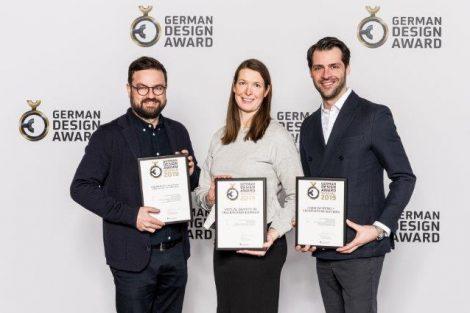 Schöner und besser arbeiten: German Design Awards für Bürowelten vergeben