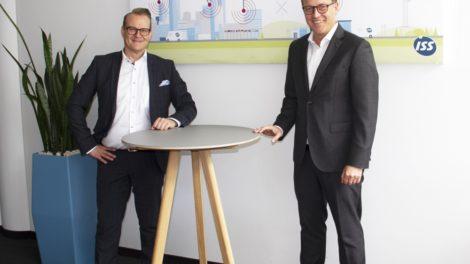 Kinnarps Geschäftsführer Klaus Schalk