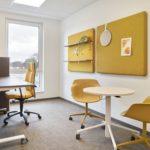 Headquarter Kinnarps, Inspiration Arbeitsbereich