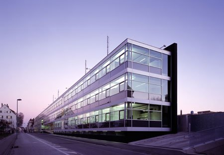 Outlet Store Verkauf Volumen groß heiß-verkaufendes spätestes Bürogebäude, Geschäftshaus | Ludwigsburg Neubau der ...