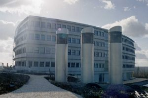 Passivhaus-Bürogebäude
