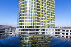 Interpane: Eye-Catcher in Münchens Skyline