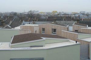 Nutzung der Vorteile der Vorfertigung im innerstädtischen Bereich  am Beispiel eines Londoner Projekts Der WALCO® V Wandverbinder von KNAPP®