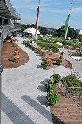 Neugestaltung der Terrassen im Freizeitpark Zirndorf