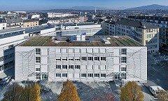Universitätsgebäude in Genf