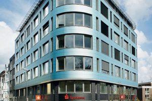 Bürogebäude in Aachen